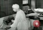Image of Operating Room New York United States USA, 1948, second 54 stock footage video 65675020834