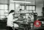 Image of Blood tests New York United States USA, 1948, second 24 stock footage video 65675020838