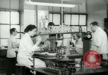 Image of Blood tests New York United States USA, 1948, second 29 stock footage video 65675020838
