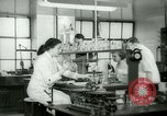 Image of Blood tests New York United States USA, 1948, second 30 stock footage video 65675020838