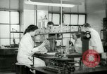 Image of Blood tests New York United States USA, 1948, second 31 stock footage video 65675020838