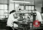 Image of Blood tests New York United States USA, 1948, second 32 stock footage video 65675020838