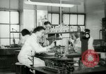 Image of Blood tests New York United States USA, 1948, second 35 stock footage video 65675020838