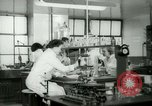 Image of Blood tests New York United States USA, 1948, second 37 stock footage video 65675020838
