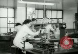 Image of Blood tests New York United States USA, 1948, second 38 stock footage video 65675020838