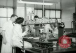 Image of Blood tests New York United States USA, 1948, second 43 stock footage video 65675020838