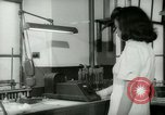 Image of Blood tests New York United States USA, 1948, second 53 stock footage video 65675020838