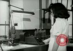 Image of Blood tests New York United States USA, 1948, second 55 stock footage video 65675020838
