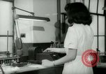 Image of Blood tests New York United States USA, 1948, second 57 stock footage video 65675020838