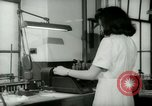 Image of Blood tests New York United States USA, 1948, second 58 stock footage video 65675020838