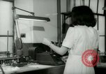 Image of Blood tests New York United States USA, 1948, second 59 stock footage video 65675020838