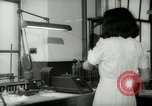 Image of Blood tests New York United States USA, 1948, second 60 stock footage video 65675020838