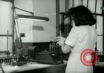 Image of Blood tests New York United States USA, 1948, second 61 stock footage video 65675020838