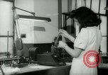 Image of Blood tests New York United States USA, 1948, second 62 stock footage video 65675020838