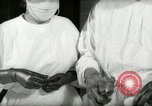 Image of operating room surgery New York United States USA, 1948, second 60 stock footage video 65675020858