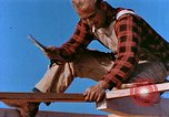 Image of House construction United States USA, 1958, second 7 stock footage video 65675020859