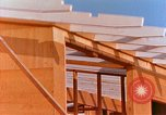 Image of House construction United States USA, 1958, second 8 stock footage video 65675020859