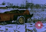 Image of Farm machinery United States USA, 1958, second 43 stock footage video 65675020867