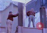 Image of construction New York City USA, 1958, second 12 stock footage video 65675020870