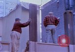 Image of construction New York City USA, 1958, second 14 stock footage video 65675020870
