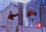 Image of construction New York City USA, 1958, second 15 stock footage video 65675020870