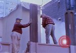 Image of construction New York City USA, 1958, second 16 stock footage video 65675020870