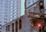 Image of construction New York City USA, 1958, second 44 stock footage video 65675020870
