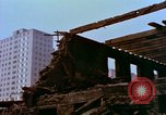 Image of construction New York City USA, 1958, second 46 stock footage video 65675020870