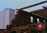 Image of construction New York City USA, 1958, second 47 stock footage video 65675020870