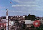 Image of American county seat United States USA, 1958, second 6 stock footage video 65675020871