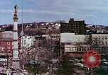 Image of American county seat United States USA, 1958, second 9 stock footage video 65675020871