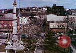 Image of American county seat United States USA, 1958, second 11 stock footage video 65675020871