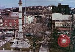 Image of American county seat United States USA, 1958, second 12 stock footage video 65675020871