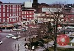 Image of American county seat United States USA, 1958, second 21 stock footage video 65675020871