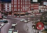 Image of American county seat United States USA, 1958, second 25 stock footage video 65675020871
