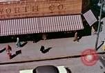 Image of American county seat United States USA, 1958, second 46 stock footage video 65675020871