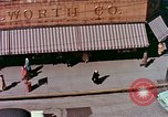 Image of American county seat United States USA, 1958, second 47 stock footage video 65675020871