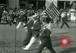 Image of Army Day Parade Washington DC USA, 1918, second 48 stock footage video 65675020882