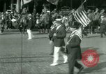 Image of Army Day Parade Washington DC USA, 1918, second 50 stock footage video 65675020882
