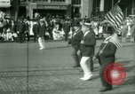 Image of Army Day Parade Washington DC USA, 1918, second 58 stock footage video 65675020882