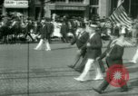 Image of Army Day Parade Washington DC USA, 1918, second 59 stock footage video 65675020882