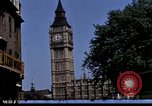 Image of Allied troops in London during World War II London England United Kingdom, 1944, second 2 stock footage video 65675020892