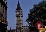 Image of Allied troops in London during World War II London England United Kingdom, 1944, second 3 stock footage video 65675020892