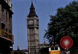 Image of Allied troops in London during World War II London England United Kingdom, 1944, second 4 stock footage video 65675020892
