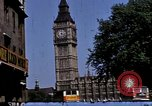 Image of Allied troops in London during World War II London England United Kingdom, 1944, second 6 stock footage video 65675020892