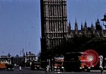 Image of Allied troops in London during World War II London England United Kingdom, 1944, second 17 stock footage video 65675020892