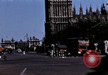 Image of Allied troops in London during World War II London England United Kingdom, 1944, second 20 stock footage video 65675020892