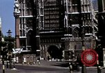 Image of Allied troops in London during World War II London England United Kingdom, 1944, second 37 stock footage video 65675020892
