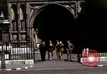 Image of Allied troops in London during World War II London England United Kingdom, 1944, second 42 stock footage video 65675020892