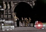 Image of Allied troops in London during World War II London England United Kingdom, 1944, second 43 stock footage video 65675020892
